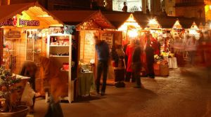 Bath Christmas Market 28th November – 15th December 2013