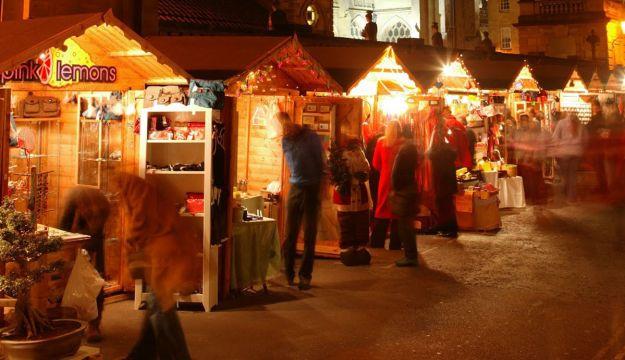 Bath Christmas Market 28th November – 15th December 2013