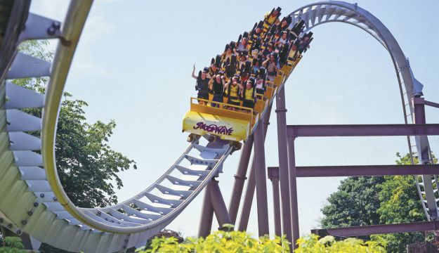 Drayton Manor Theme Park – The Ideal Destination for Groups