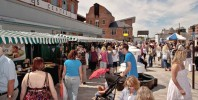 Tantalising Tastes at Gloucester Quays Monthly Food Markets