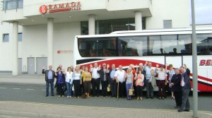 Steve Reed Tourism visits Southport