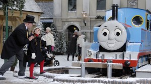 Visit Drayton Manor this Christmas