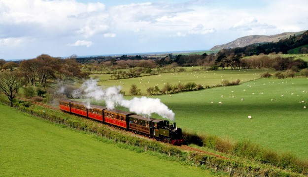 Talyllyn Railway, the perfect Welsh day out
