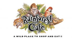 Rainforest Cafe – A Wild Place To Shop And Eat