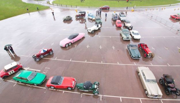 Happy 21st Birthday – The Heritage Motor Centre celebrates in style!