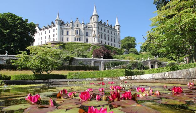 Head to Dunrobin Castle in 2015