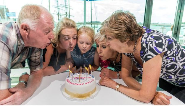 Spinnaker Tower Reveals 10th Birthday  Celebration Plans for Groups