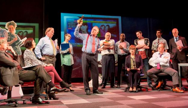 Great Britain opens tonight at The Theatre Royal Haymarket