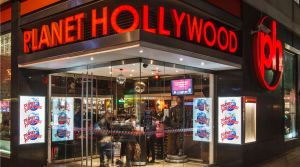 Meet Planet Hollywood's Latest VIP Celebrity Guest; you're just a coach ride away!