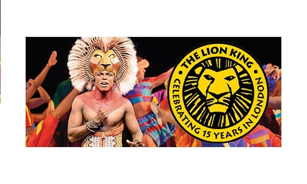 The Lion King celebrates 15 years in the West End