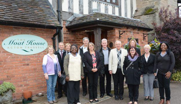 Staffordshire Showcasing Event: Shugborough Welcomes UK Travel Trade