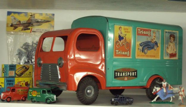 Successful Toy Fair returns to the Heritage Motor Centre