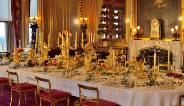 Celebrate The Christmas Season At Windsor Castle Coach