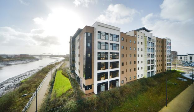 Affordable accommodation with Campus Living Villages