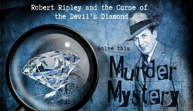 Robert Ripley and the curse of the Devil's Diamond
