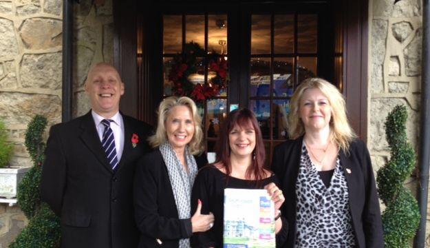 Daish's Holidays Refurbishments:  Hotel Anniversary on IOW