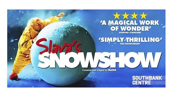 Slava's Snowshow returns to London