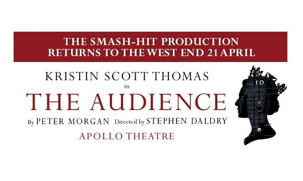 The Audience starring Kristen Scott Thomas comes to the Apollo Theatre