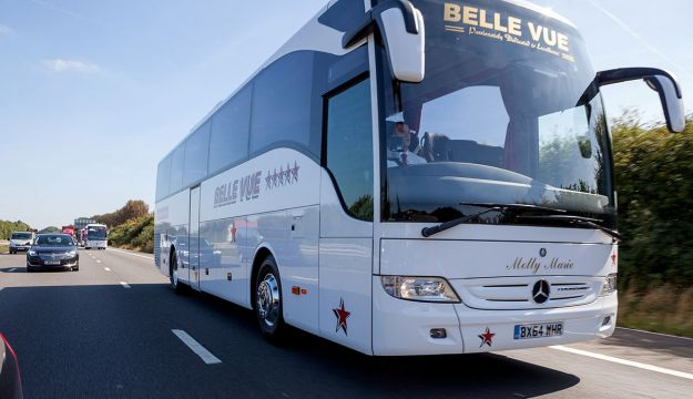 New executive coaches named after drivers' children