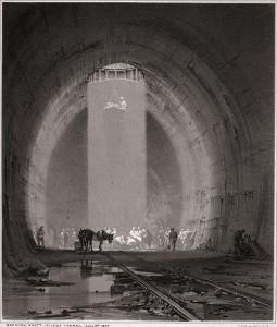 John Cooke Bourne Kilsby Tunnel1