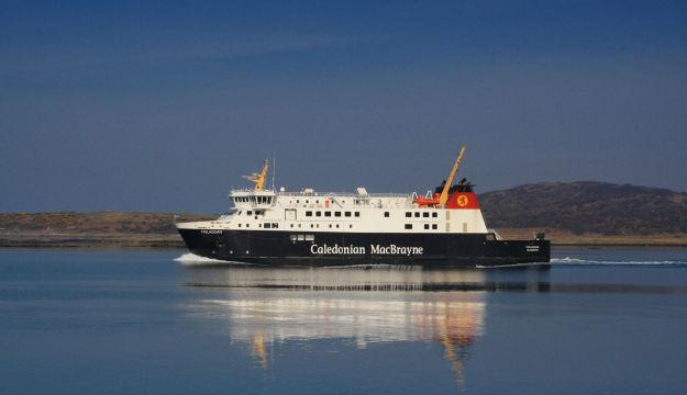 Caledonian MacBrayne offers engineering and catering support to residents of Isle of Harris