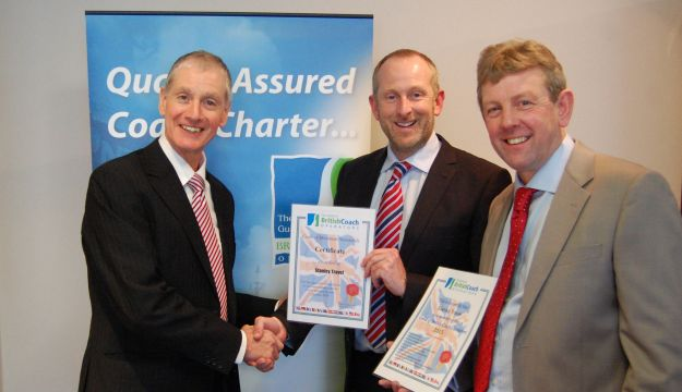 Stanley Travel joins the Guild of British Coach Operators