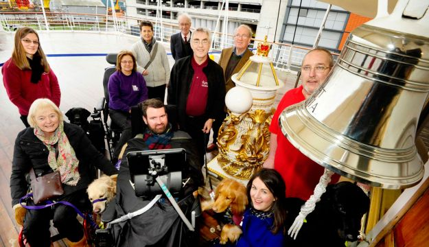 Britannia flagship event for Disabled Access Day launch