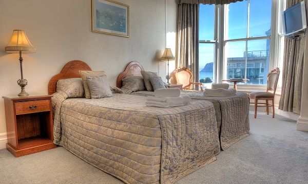 Luxurious accommodation in the heart of Llandudno