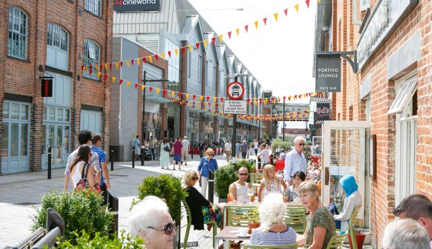 Gloucester Quays Outlet, shopping and so much more