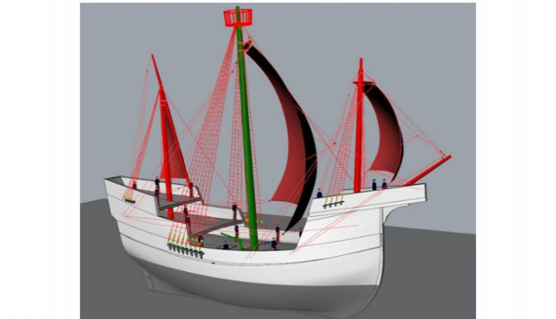 The Medieval Newport Ship