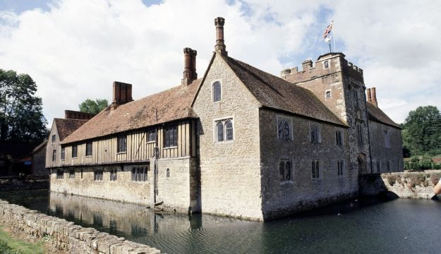 What's New For Groups this year at Ightham Mote