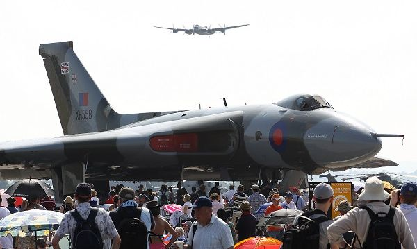 Vulcan set to roar again at Air Day