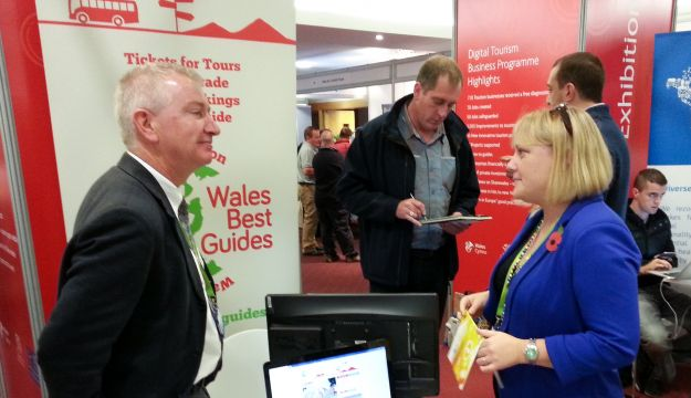 Guides in Wales lead the way