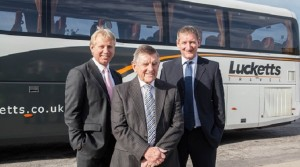 Coach firm receives prestigious business award
