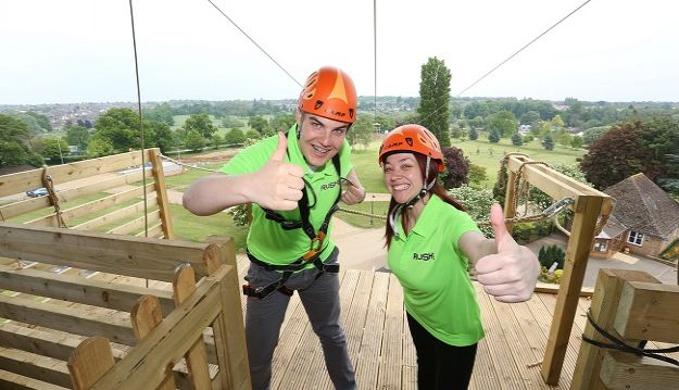 New 2015 Attractions at Wicksteed Park