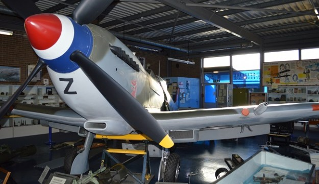 Spitfire Museum houses an increasing number of memorabilia and artefacts