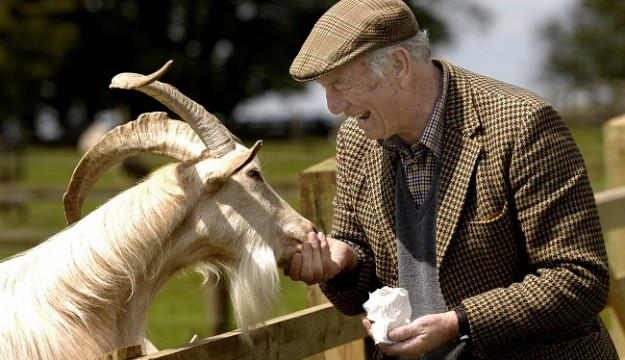 Cotswold Farm Park, welcoming for groups of all ages