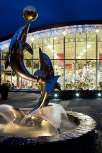 A World of Christmas Displays - at Hayes