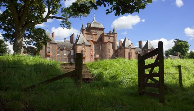Magnificent Thirlestane Castle
