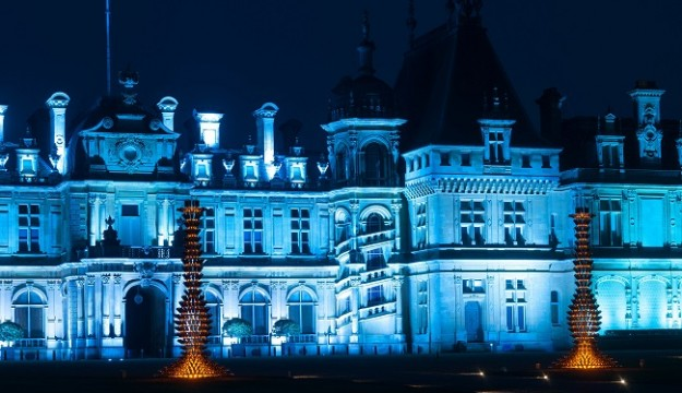 Christmas, a special time at Waddesdon