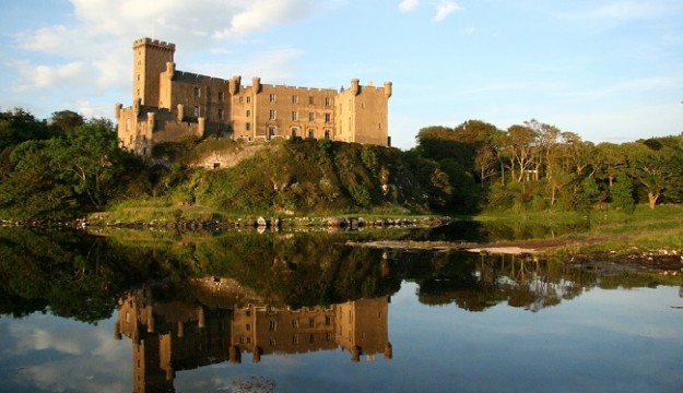 Dunvegan Castle and Gardens, a wealth of History