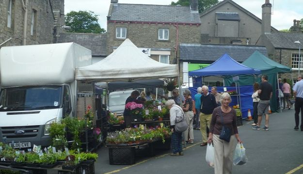 Settle's Historic Tuesday Market