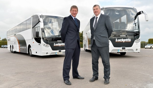 HSBC drives fleet expansion for Fareham-based Lucketts Travel