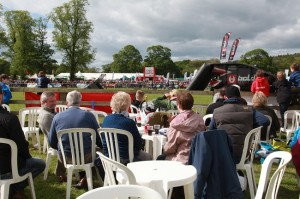 Members' Garden at Northumberland County Show