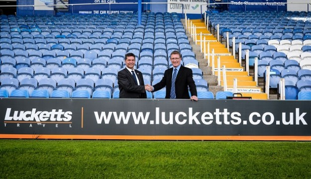 Lucketts expands its involvement with the UK's biggest fan-owned club