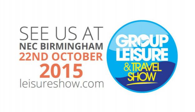 Coach Tours UK at Group Leisure Show this week