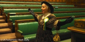 Suffragette tours image © UK Parliament / Mark Duffy