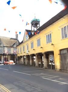 Tebury Town Centre