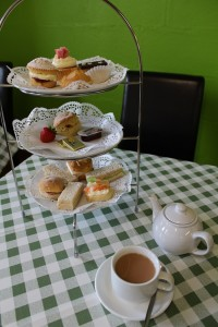 Kirklees Railway Afternoon Tea