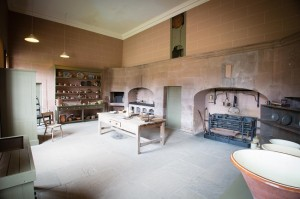Paxton House Kitchen